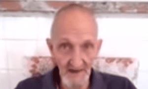 Euthanasia advocate Martin Burgess