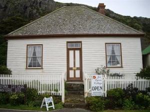 Joseph Lyons home Tasmania