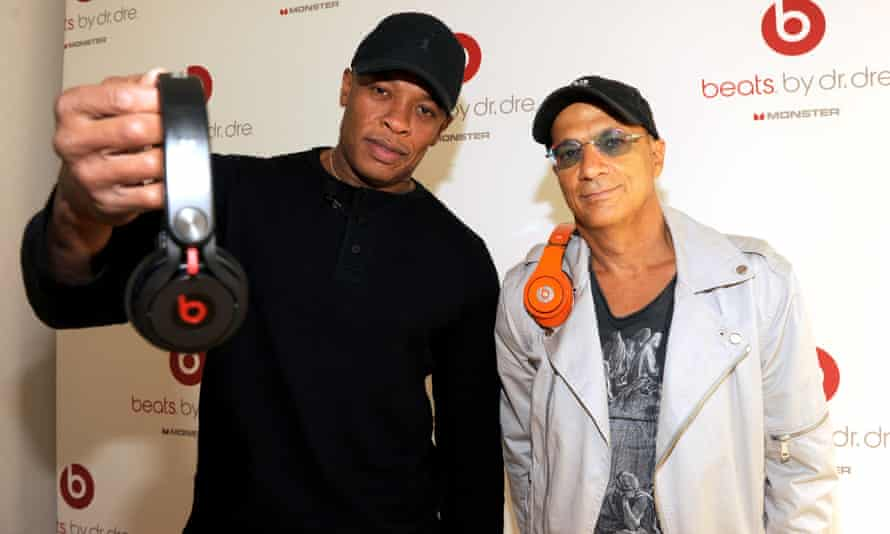 Beats founders Dr Dre and Jimmy Iovine will be key to iTunes' future?