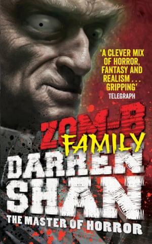 Zom-B Family by Darren Shan.
