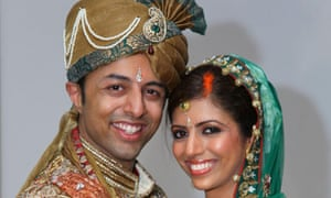Shrien and Anni Dewani. She was killed two weeks after their wedding day.