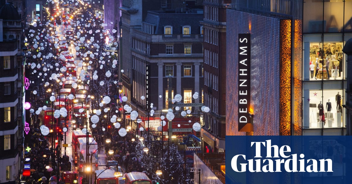 Oxford street pedestrianise or die uk news the guardian reheart Choice Image