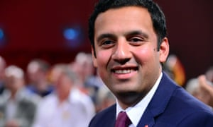 Anas Sarwar, deputy leader of Scottish Labour, who is said to have concerns over the political challenges ahead.