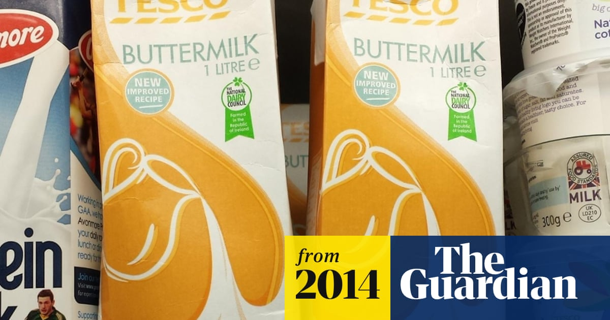 Tesco S Penis Themed Buttermilk And Other Design Fails Tesco The Guardian
