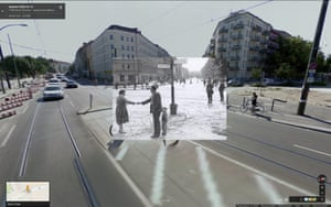 A family separated1961- second picture in the sequence