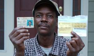 Eric Lyndell Kennie eric kennie texas voter id
