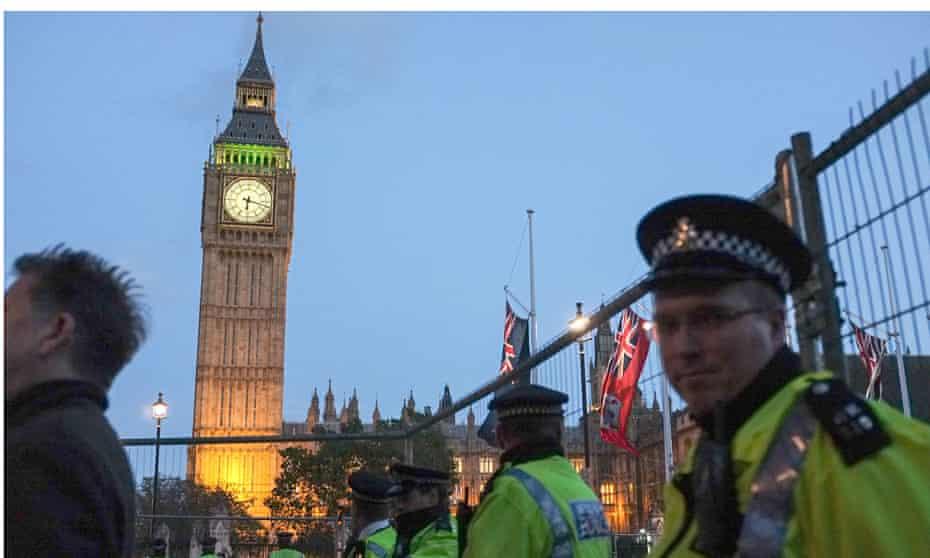 Occupy London demonstration