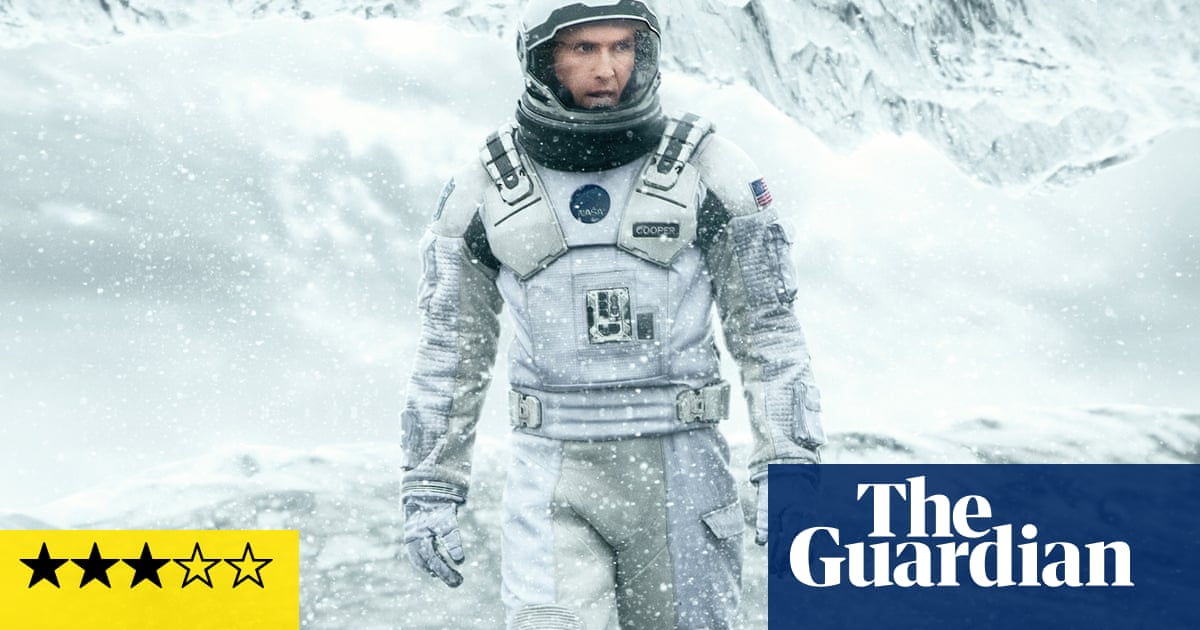 Interstellar review: McConaughey v the whole wide world