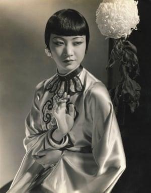 Edward Steichen; Actress Anna May Wong