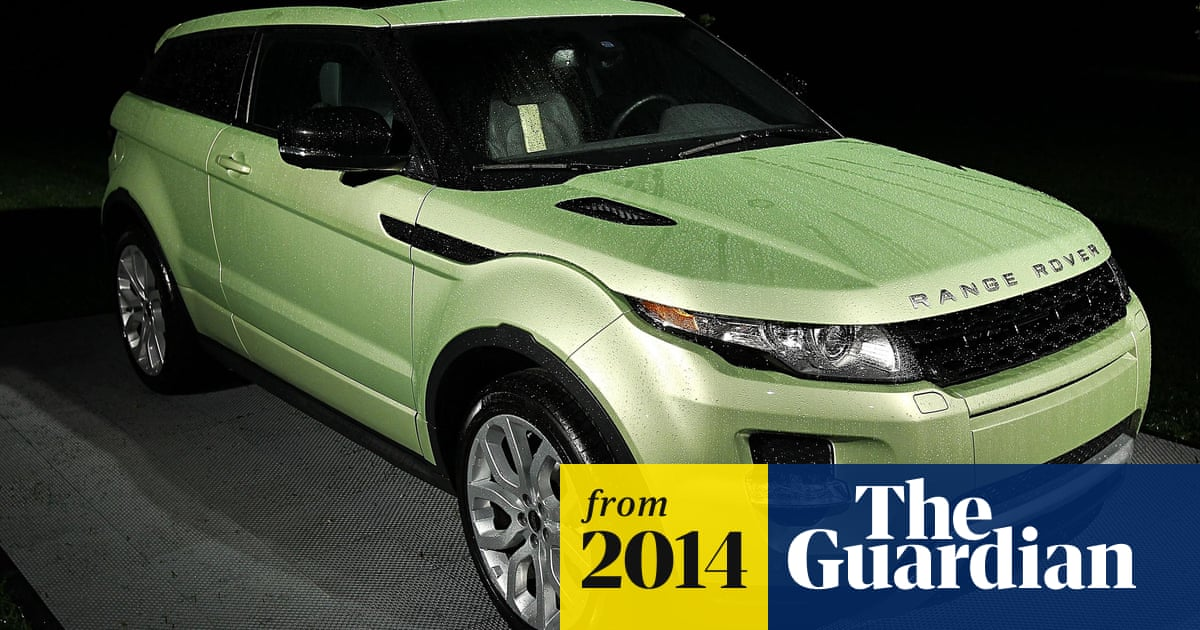 Thieves target luxury Range Rovers with keyless locking systems