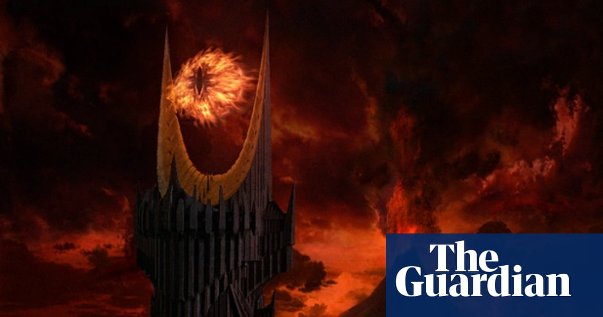 Baddies in books: Sauron, literature's ultimate source of evil