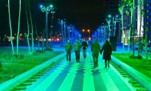 Eindhoven LED lighting system
