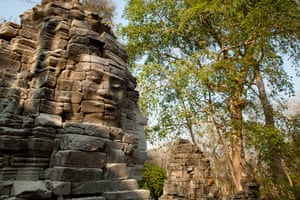 Banteay Chhmar near Battambang.
