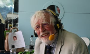 David Rayvern Allen at Lord's in June.