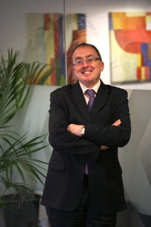 Stephen Bubb, chief executive of the Association of Chief Executives of Voluntary Organisations