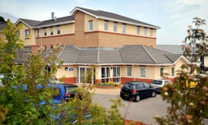Winterbourne View hospital near Bristol