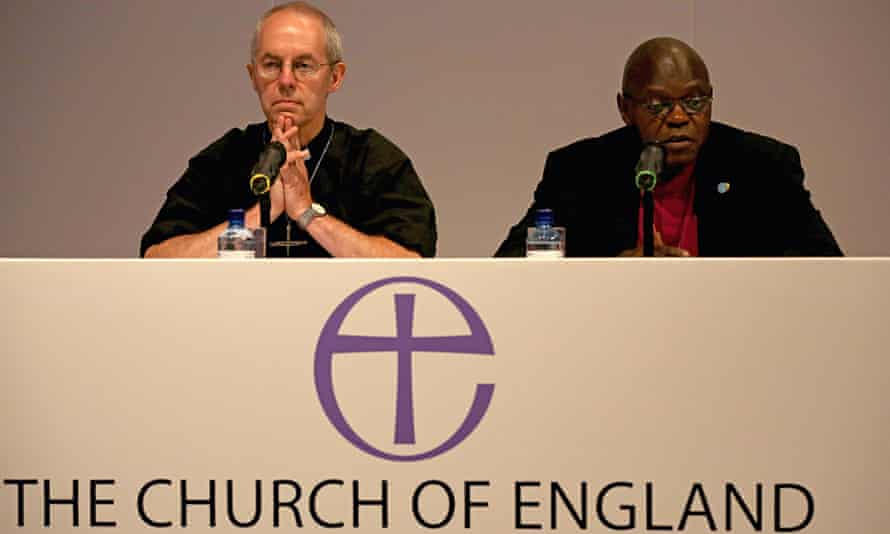 Justin Welby Church of England