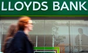 Lloyds Bank is cutting 9000 jobs