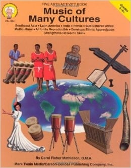 Music of many cultures