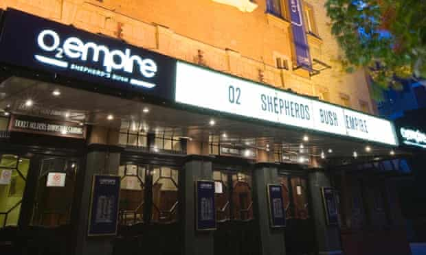 Shepherd's Bush Empire in London