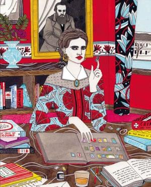 Anna Dostoyevska, illustrated by Laura Callaghan