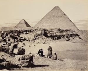 Cairo to Constantinople: Pyramids at Giza
