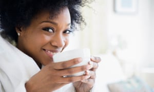 A scientific study showed that just holding a hot drink made people more likely to rate others as