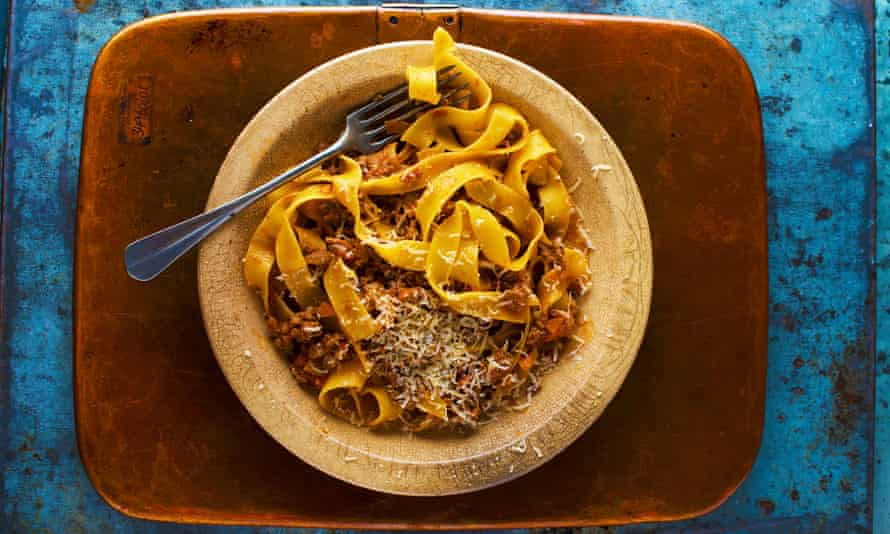 Bolognese Meat Sauce, Marcella Hazan