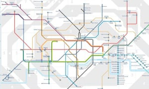 Accessible Tube map