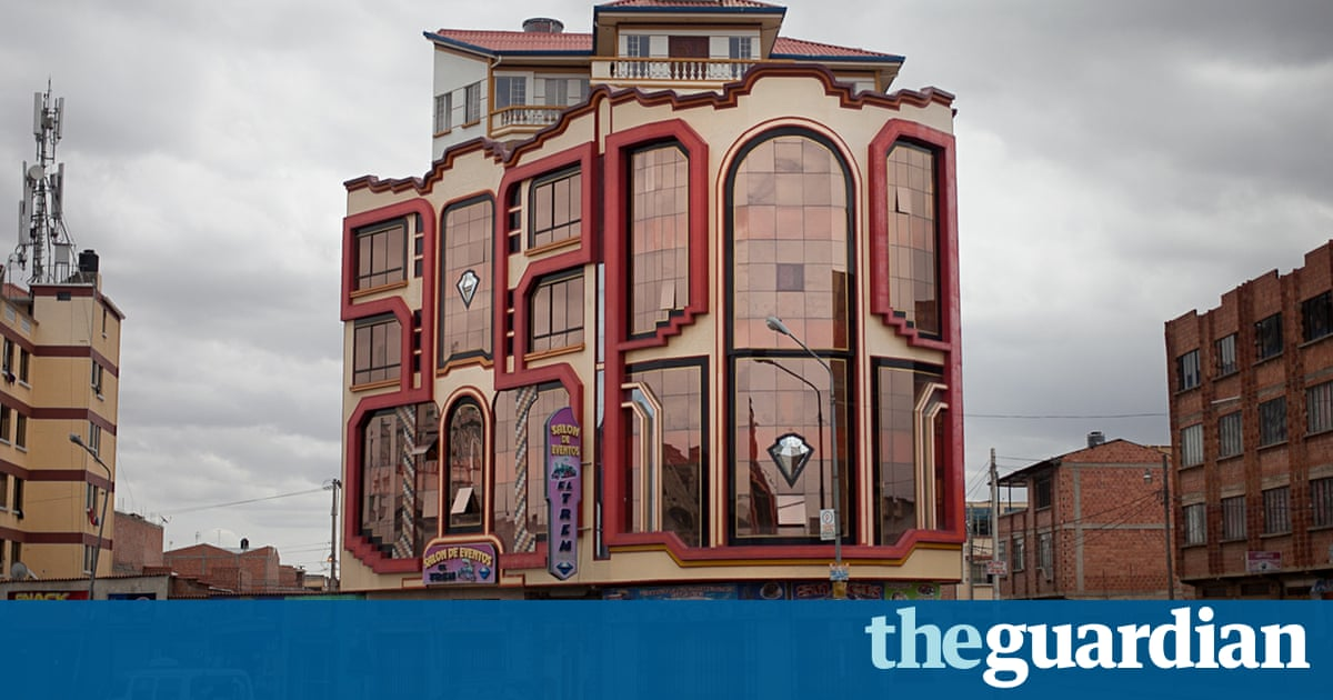The bolivian architect whose new andean style is for Alto design architects