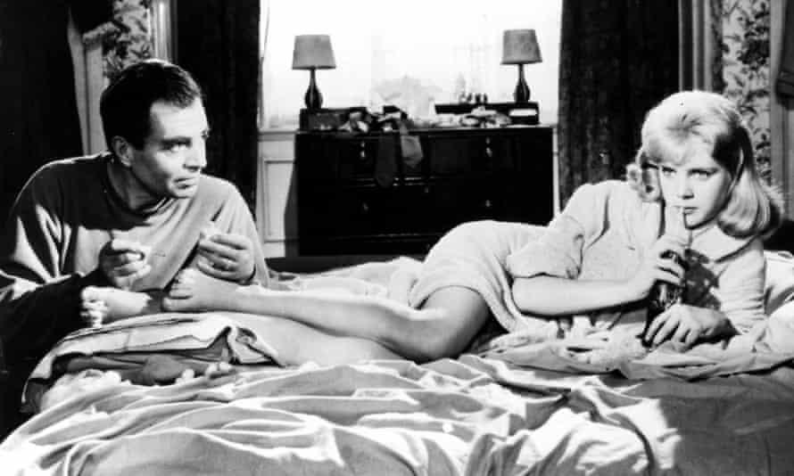 James Mason and Sue Lyons in Stanley Kubrick's 1962 take on Lolita