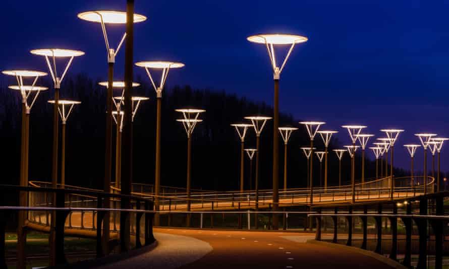 Zoetermeer Cycle Bridge