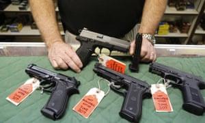 The Firing-Line gun store in Aurora, Colorado.