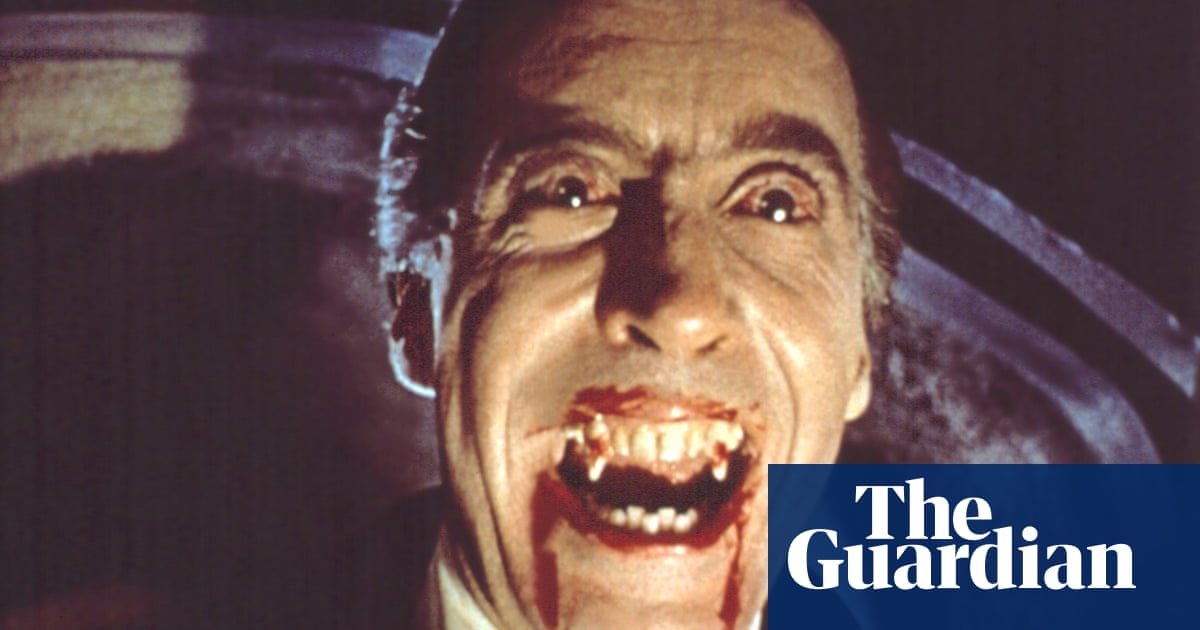 The top 10 vampire books | Books | The Guardian