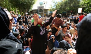 Isfahan protest