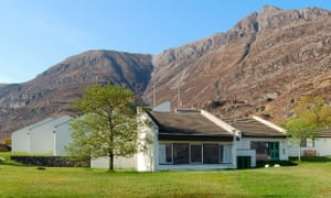 Torridon Youth Hostel, by Achnasheen, Ross-shire
