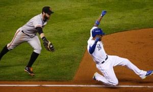 San Francisco Giants v Kansas City Royals: 2014 World Series