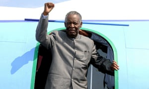 The Zambian president, Michael Sata, is reported to have died in London.