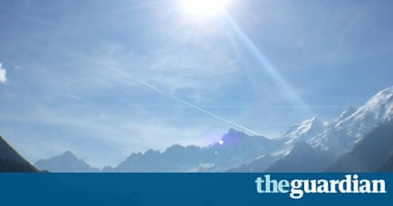 Outrun the sun trailer – a documentary about running around Mont Blanc | Life and style | The Guardian