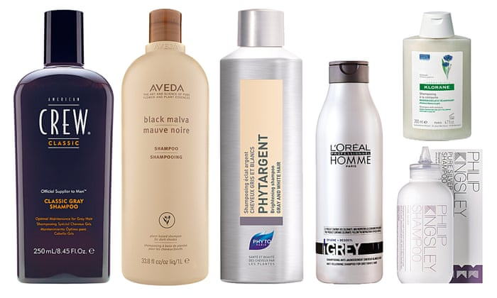 The Best Men S Shampoo For Grey Hair Men S Hair The Guardian