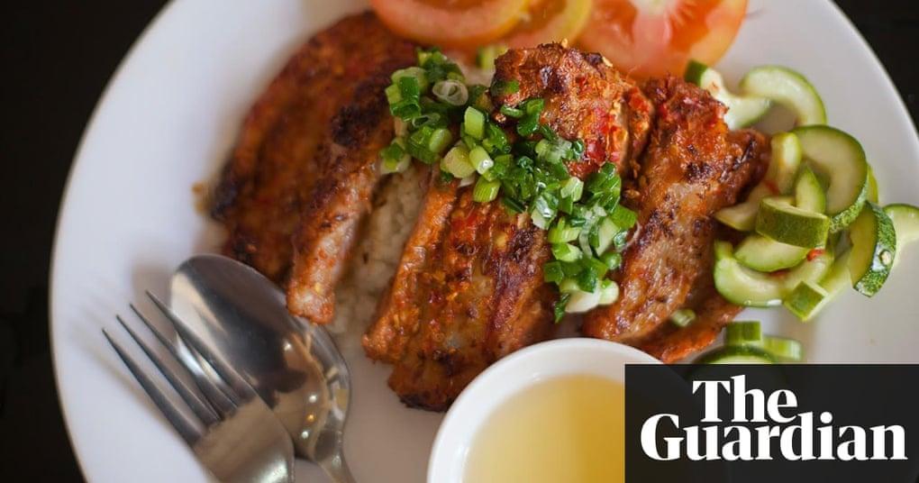 Real street food – No 3: Com Tam, broken rice from Ho Chi Minh City