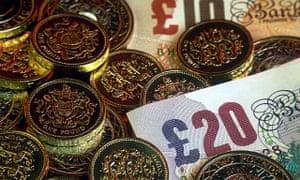 Lump sum money