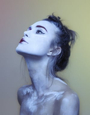 Keira Knightley was photographed for the cover of Observer Magazine.