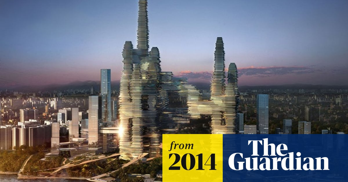China's obsession with vertical cities | Cities | The Guardian