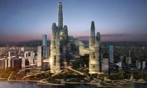 Cloud Citizen, Shenzhen