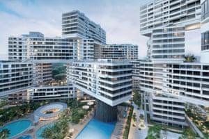 Interlace, Singapore