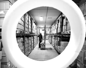 Cern archive photograph