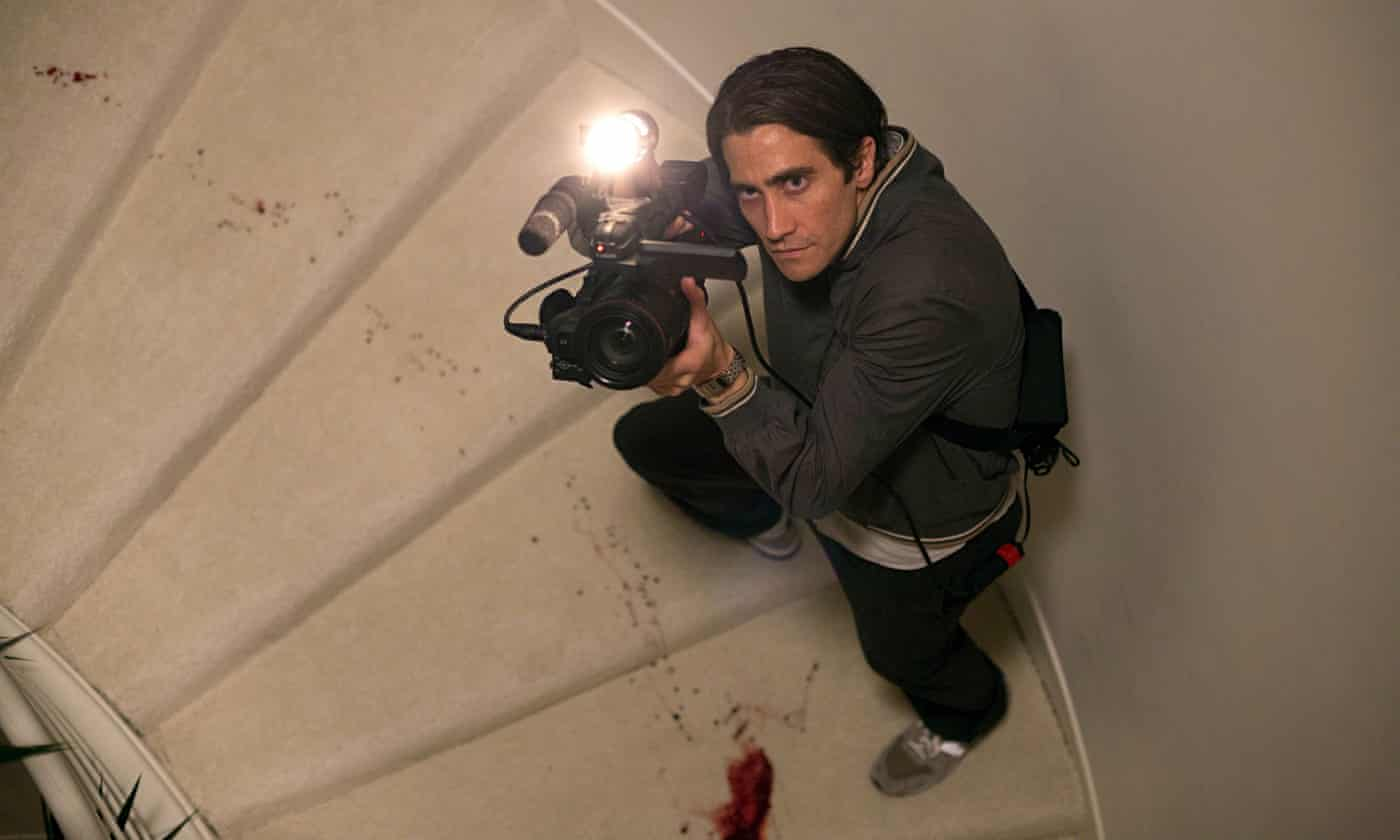 Nightcrawler review – a lean thriller packed with psychological richness