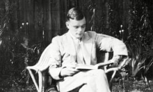 Alan Turing had a reputation of being an eccentric but he could also be disarmingly charming when he wanted to be.