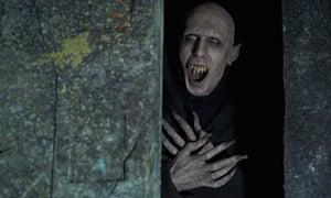 Reality TV bites: Ben Fransham as the 8,000-year-old Petyr.